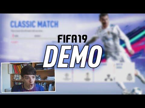 Ecco la DEMO di FIFA 19!