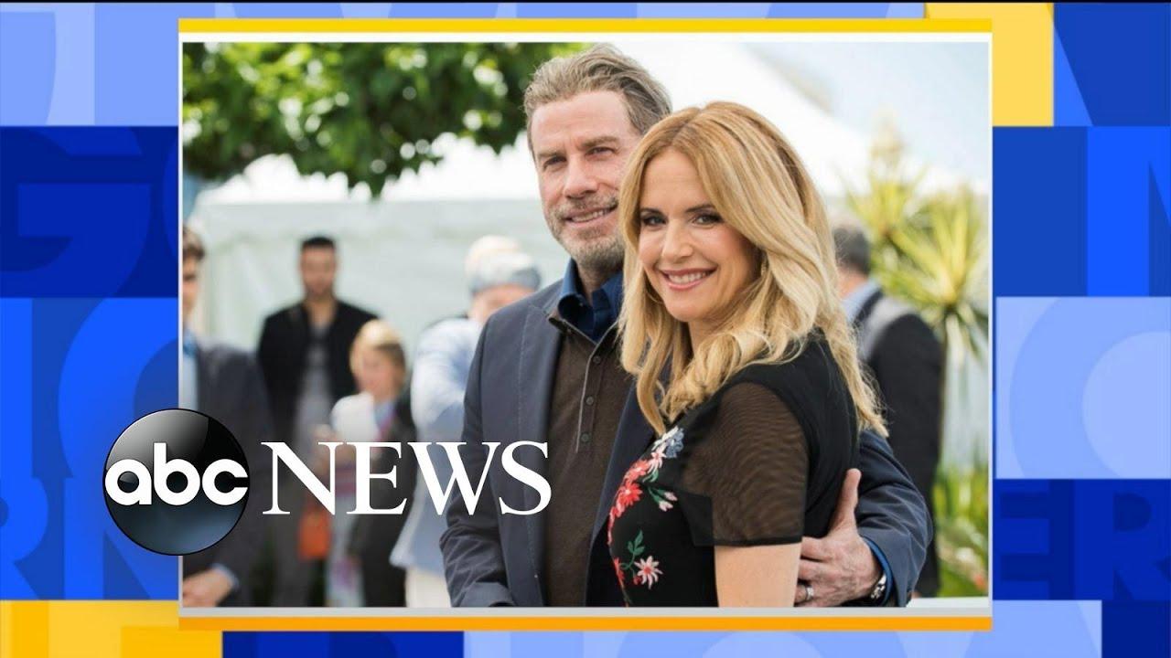 John Travolta and Kelly Preston's love story - CNN