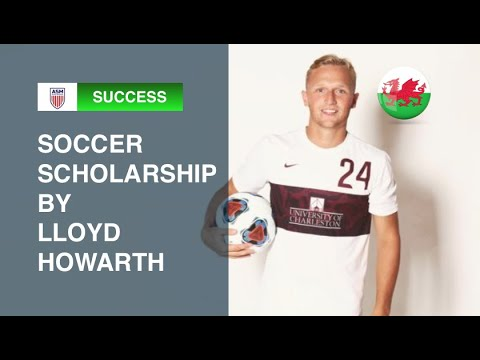 Wales Soccer Scholarship Success Story