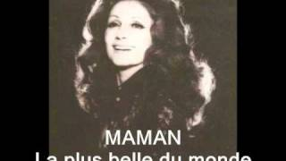 Maman la plus belle du monde :  Maria Candido..et Paul Durand et son orchestre