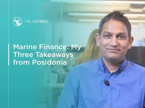 CEO Milind Mehere: Why I'm Excited About Marine Finance