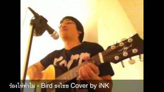 ร้องไห้ทำไม - Bird ธงไชย Cover by iNK