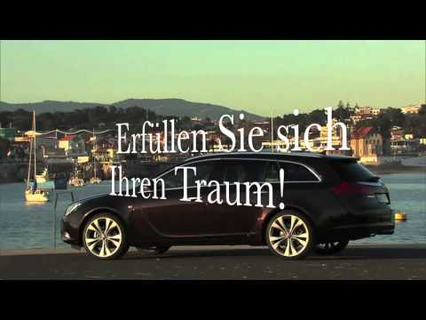 Opel Insignia 2012 - Leasing ohne Anzahlung