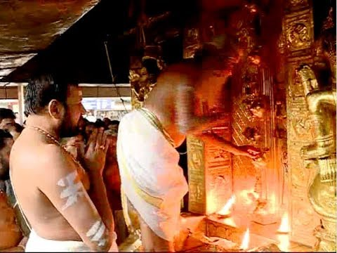 Sabarimala Temple Open Today For Mandala Pooja 2018