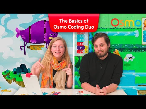 Let's Play Osmo: The Basics of Osmo Coding Duo