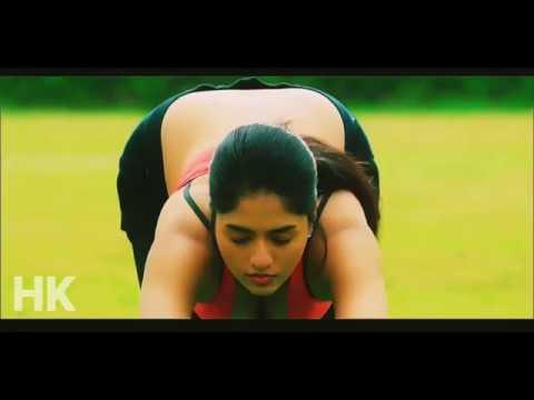 Actress Sunaina Hottest Yoga Session | Sunaina | Tamilplex thumbnail