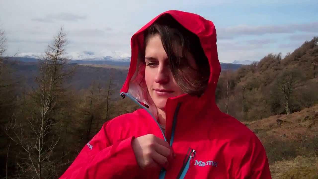 Adventure Peaks Women s Marmot Speedri Jacket - YouTube 2e88ce2868