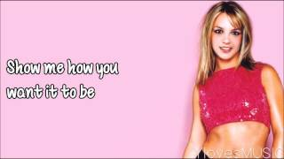Britney Spears - ...Baby One More Time (Lyrics)