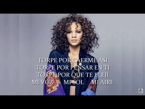 Leslie Grace - Aire ft. MALUMA Lyrics