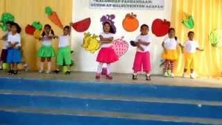 Grade 1 Micah Nutrition Month Presentation (LLSH 2014-2015)