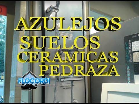 Azulejos y pavimento ceramicas pedraza youtube for Casa sanitarios y azulejos