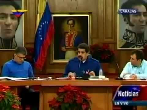 Presidente Maduro se solidariza con la Comuna El Maizal