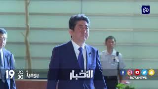 بيونغ يانغ ترد على الامم المتحدة باطلاق صاروخ جديد فوق اليابان - (15-9-2017)