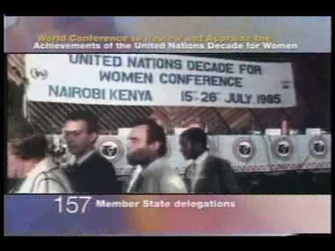 Third World Conference on Women (Nairobi 1985)