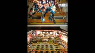 1979 Bally Kiss Pinball - 1st startup after years of storage