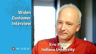 Indiana University manages digital images with Widen Media Collective