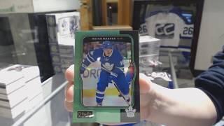 17-18 Upper Deck OPC Platinum Hockey 8 Box Case Break - C&C GB #8452