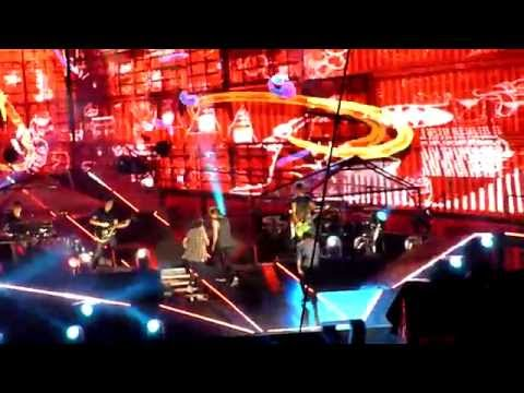One Direction - Strong - Nationals Park, Washington DC
