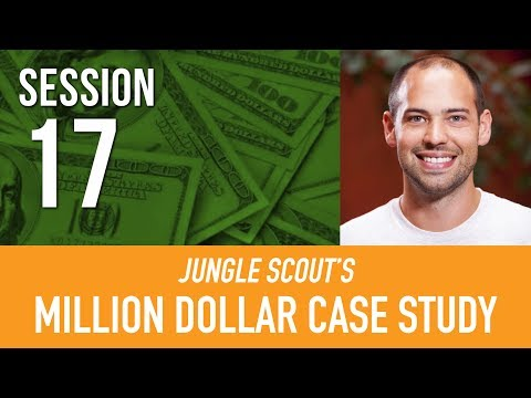 Maximise your PROFIT! 💸 Million Dollar Case Study | Jungle Scout I Session 17