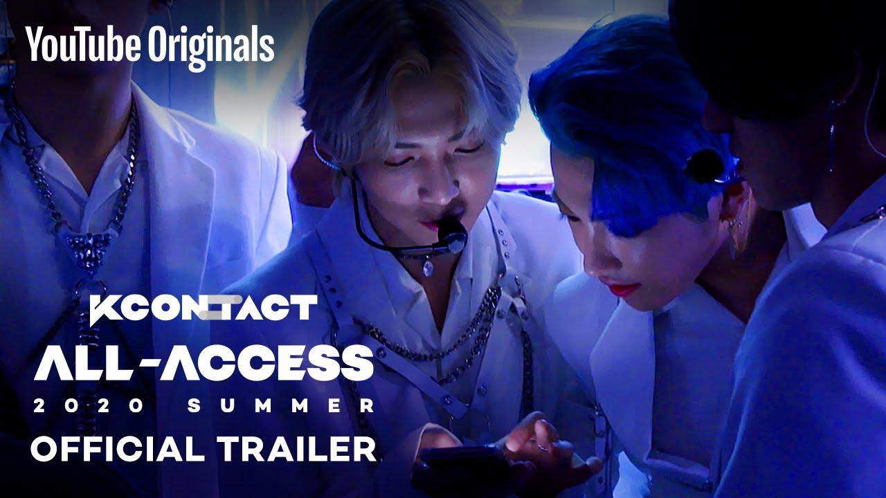 KCON:TACT ALL-ACCESS | Official Trailer