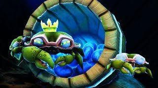 KING of the CRAB ARMY!- Feed and Grow Fish Gameplay