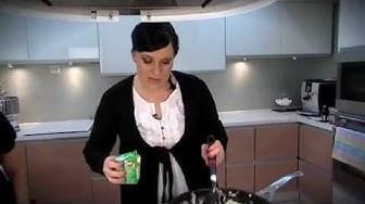 Pesto-broilerikiusaus