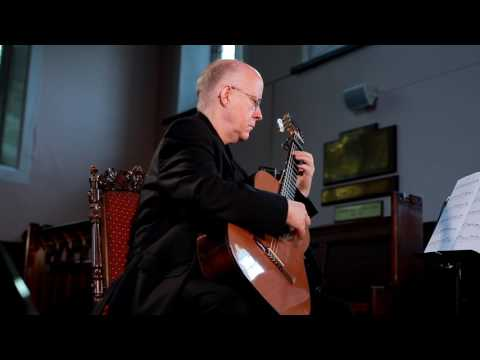 Allemande BWV 1008 by J.S. Bach, performed by John Feeley