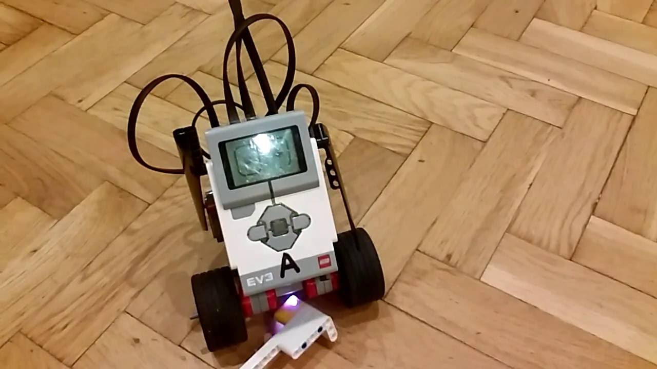 Pies Lego Mindstorms Ev3 Youtube