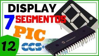 Video Tutorial 5. Display 7 Segmentos - Programación de PIC en CCS C (PIC C) download MP3, 3GP, MP4, WEBM, AVI, FLV Juli 2018