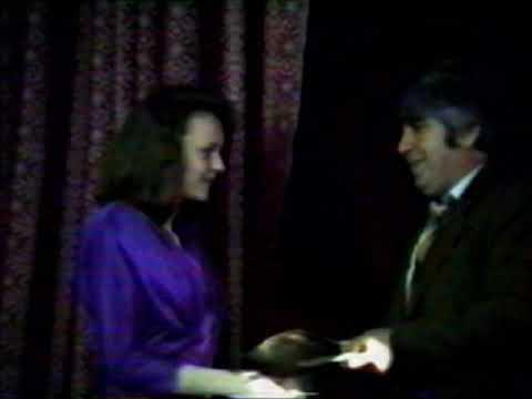 Выпускной в средней школе №7, г. Светлогорска - 20.06.1994