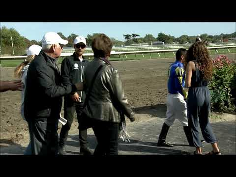 video thumbnail for MONMOUTH PARK 10-13-19 RACE 4