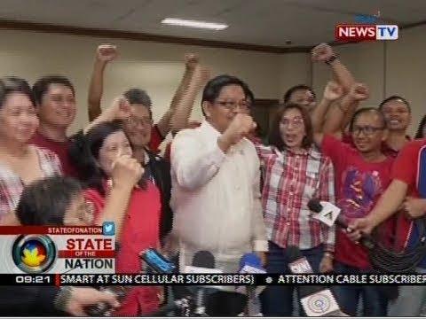 SONA: DAR Secretary Rafael Mariano, hindi lumusot sa Commission on Appointments