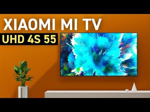 Сказочно дешевый 4K Android - телевизор. Обзор Xiaomi Mi TV 4S 55 дюймов