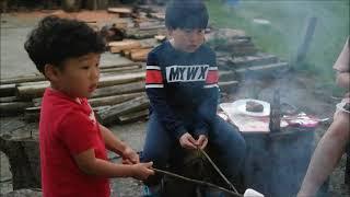 [캐나다, 우리집 놀이터] 뒷마당 바베큐 Barbecu…