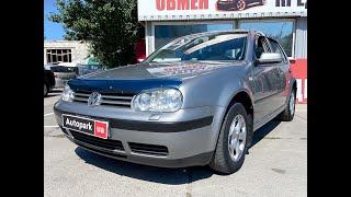 Автопарк Volkswagen Golf IV 2003 года (код товара 22196)