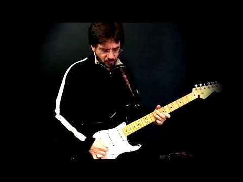 Mauro Samuel - Gm groove improvisation.