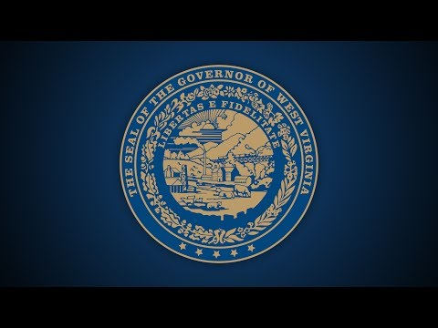 Governor Justice Signs Legislation Increasing Funding for State Road Fund