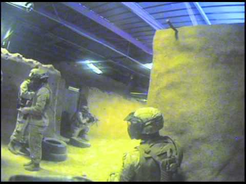 Marine Infantry Helmet Camera 2010
