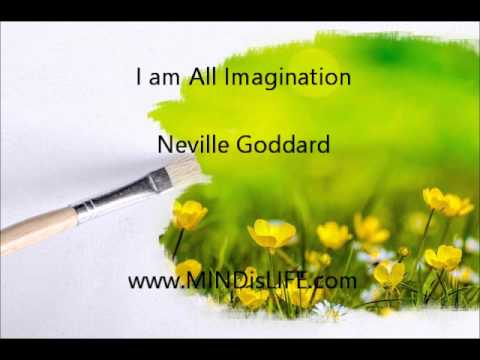 Neville Goddard - I am All Imagination (Rare lecture about Imagination Creates Reality)