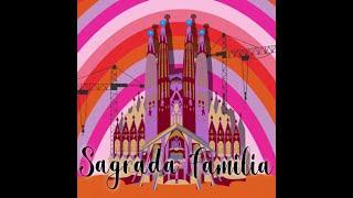 Akke & Roel the Beat - Sagrada Familia (Lyric Video)