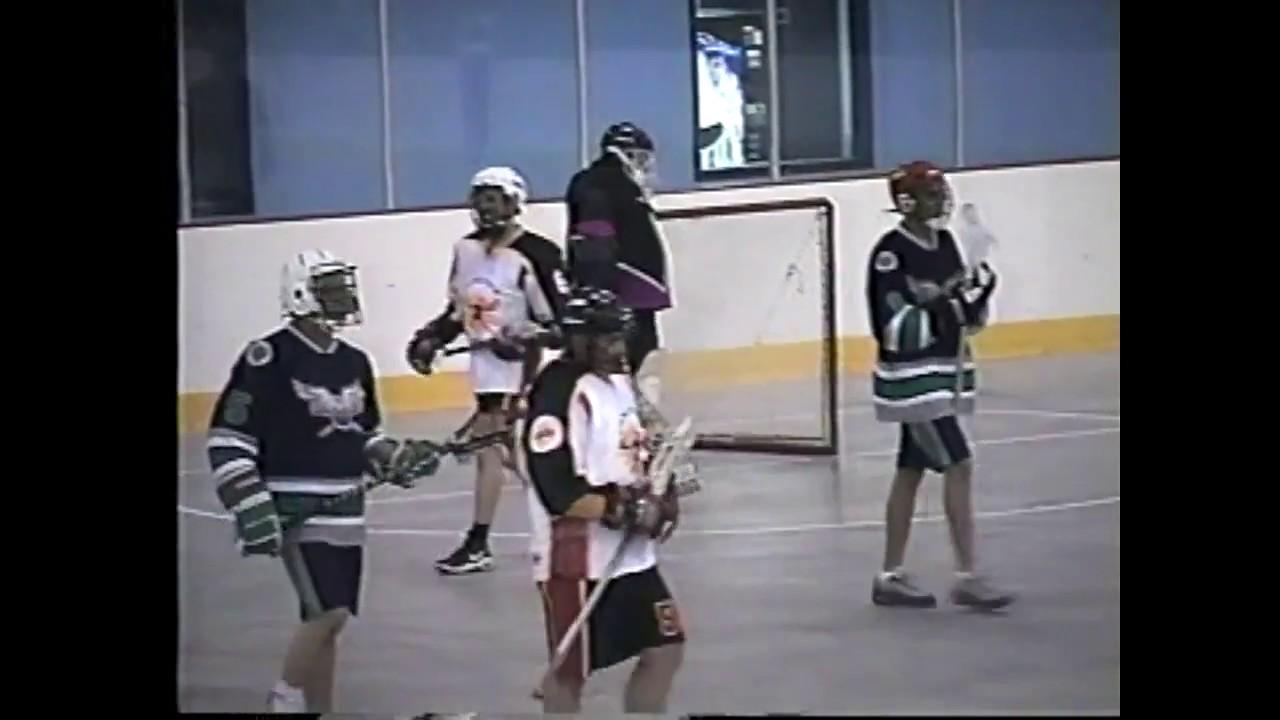 Ganienkeh Gunners - Oneida Lacrosse  6-3-00