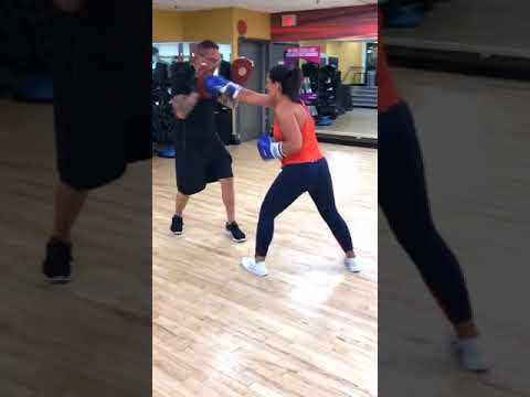 Boxing Lessons In New Fairfield, CT With Steve Hadad