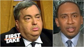 First Take discusses Jerry Krause and the Bulls' dynasty