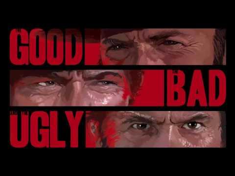 The Good, The Bad And The Ugly Soundtrack - The Trio / Il Triello (Movie Version OST)