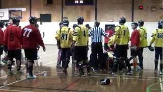 Bench-clearing Ball Hockey Fights - Ball Hockey Brawls - Bench Clear Bench Clearing (deluxe Version)
