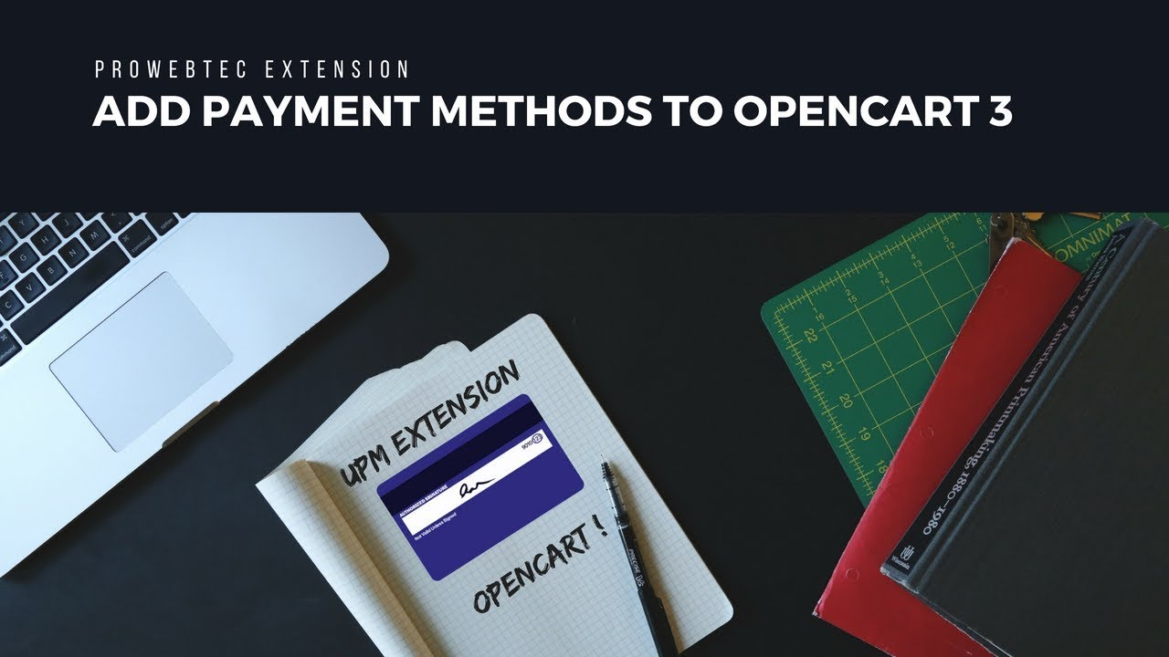 Add Payment Method to Opencart 3 - opencart extension