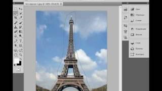 Урок. Photoshop CS5. Интелектуальное удаление обьекта. grozniy