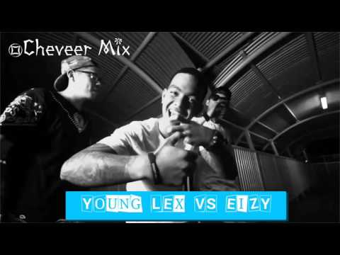 YOUNG LEX VS EIZY (DISS TRACK) _ YOUNG LEX MENGHINA EIZY