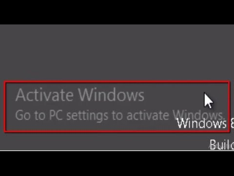 how to remove activate windows 10
