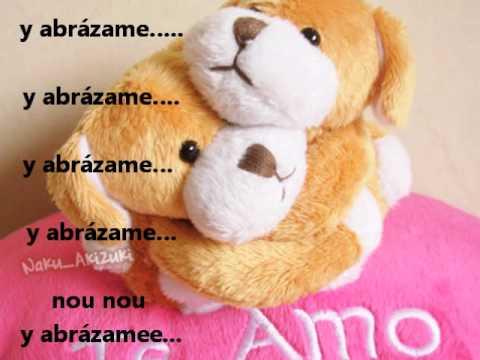 abrazame-camila (letra)